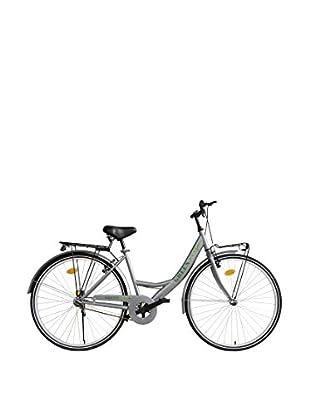 Schiano Cicli Bicicleta 28 Monotrave Gris