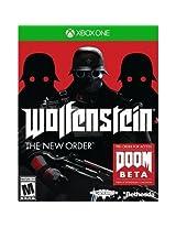 Wolfenstein New Order Xone