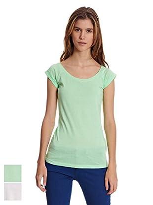 Bershka 2tlg. Set T-Shirts