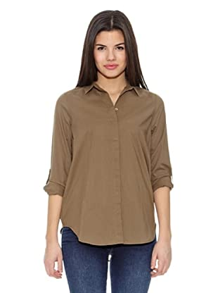 Springfield Blusa Long Blouse