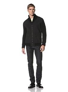 Hermès Men's Cardigan (Black)