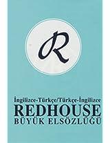 Milet-Redhouse Turkish-English, English-Turkish Large Portable Dictionary