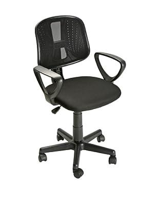 Mimma Bürostuhl Gante schwarz