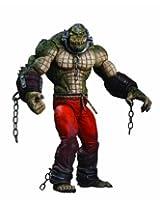 DC Direct Batman: Arkham City: Killer Croc Deluxe Action Figure