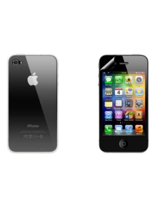 Blautel iPhone 4/4S Funda 4-Ok Protek
