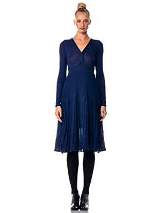 Eccentrica Vestido Trenzado (Azul)