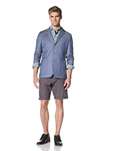 Scott James Men's August Jacket (Blue)
