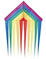 HQ Delta Kite (53-Inch Rainbow)