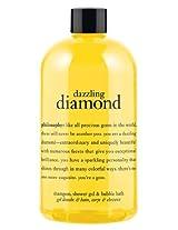 Dazzling Diamond Shampoo Shower Gel & Bubble Bath - 16 fl.oz