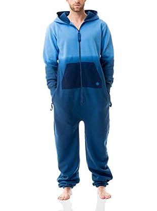 ZIPUPS Mono-Pijama Dipin