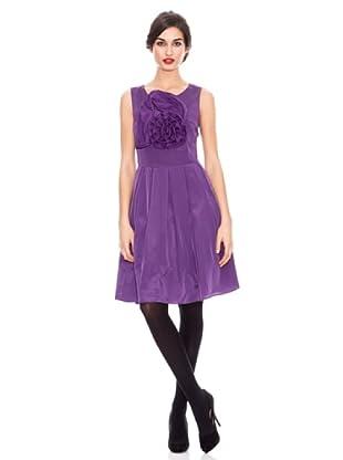 Strena Vestido Tablas (Morado)