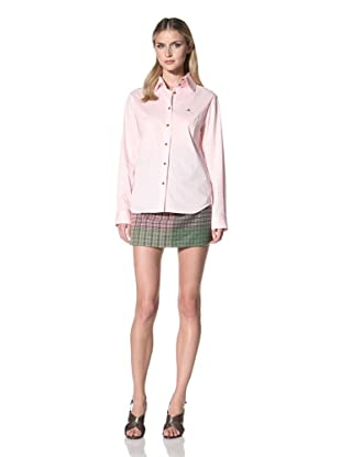 Vivienne Westwood Women's Anglomania Ladies Classic Shirt (Pink)