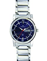 Maxima Attivo  Analog Blue Dial Men's Watch - 27781CMGI