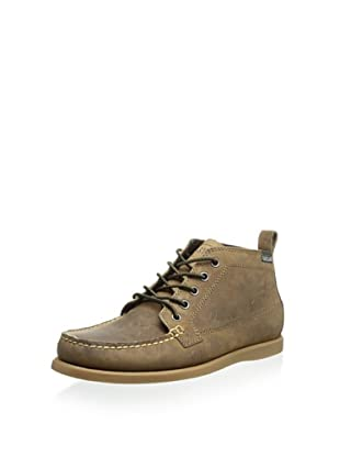 Eastland Men's Seneca Five Eye Ankle Boot (Olive)