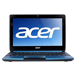 Acer Aspire One D270 320GB Laptop-Black