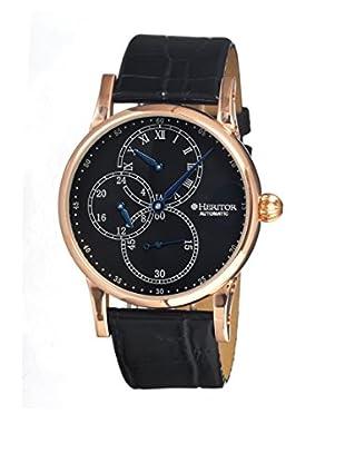 Heritor Automatic Uhr Thomson Herhr1104 schwarz 46  mm