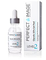 Glycolic Acid 50% Gel Peel - Enhanced with Retinol & Green Tea Extract (Professional Skin Peel)