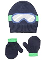Carters Baby-Boys Aviator Hat Set