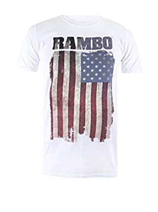 ICONIC COLLECTION - RAMBO Camiseta Manga Corta Flag