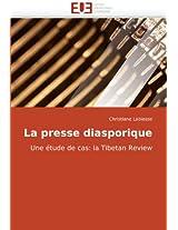 La presse diasporique: Une étude de cas: la Tibetan Review