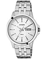 Citizen Analog White Dial Men's Watch - BF2010-54A