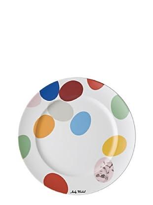 Thomas Speiseteller 6 Stück Warhol Eggs 27 cm