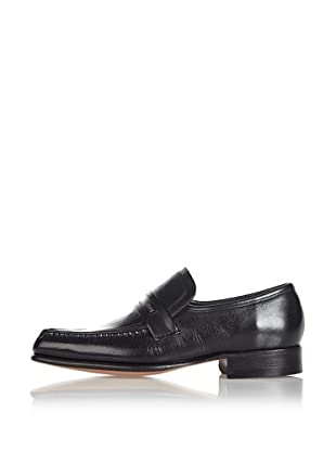 George Webb Loafer Wesley (Schwarz)