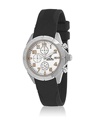 DOGMA Uhr mit schweizer Quarzuhrwerk Unisex DGCRONO-336P 43 mm