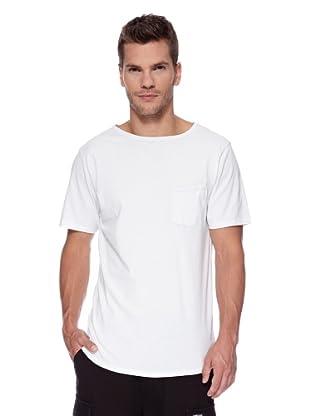 ANALOG Camiseta Troubadou (Blanco)