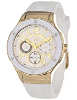 Tommy Hilfiger Women's 1781327 Sport Lux Multi-Eye Crystals on Bezel Watch