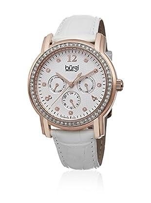 Burgi Uhr mit Japanischem Quarzuhrwerk BUR083RGW 40 mm