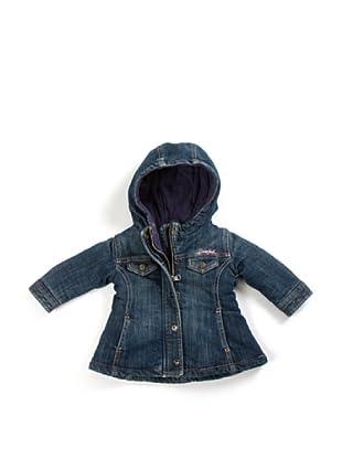 Diesel Baby Jacke (Blau Denim)