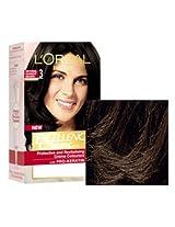 L'Oreal Paris Excellence Creme Hair Colour - Natural Darkest Brown 3
