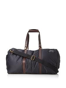 ECOALF Men's Dublin Weekend Travel Bag (Black)