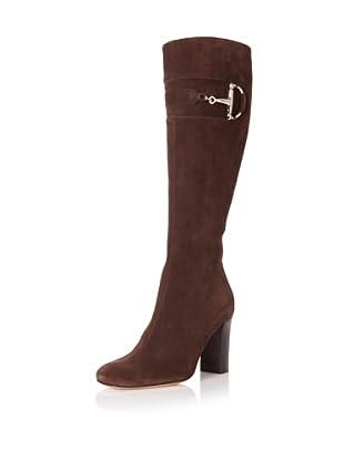 Gucci Women's Tall Boot (Brown) Women Fashion Boots
