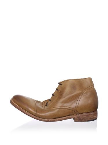JD Fisk Men's Morrison Boot (Cognac Leather)