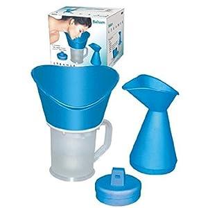 Ozomax 3 In 1 Steamer Cum Vaporizer, Nozzle Inhaler, Facial Sauna (Model-Elda)