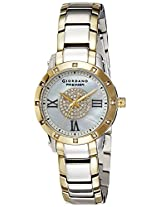 Giordano Analog White Dial Women's Watch - P205-33