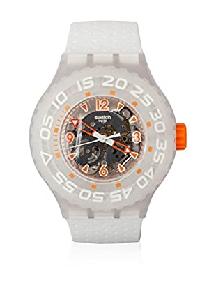 Swatch Quarzuhr Man CLOWNFISH SUUW100 44 mm
