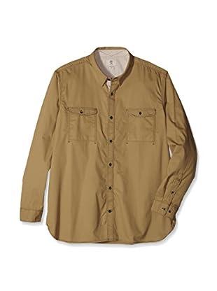Timberland Camisa Hombre Ls Warner River Twil