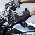 KnightHood Riding Gloves - Black
