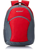 Wildcraft Ace Nylon 21 Ltrs Red Laptop Bag
