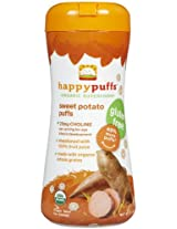 Happy Baby Sweet Potato Puffs - 3 pk.