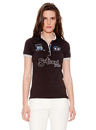 La Martina Polo Scotland (Negro)