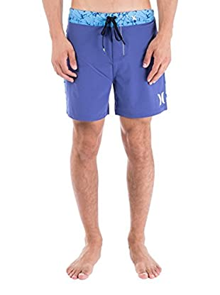 Hurley Boxer da Bagno Phantom Force Solid