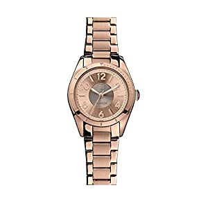 Tommy Hilfiger Ion-plated Case and Strap Analog Gold Dial Women's Watch TH1781279/D