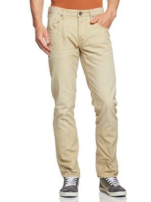 Tom Tailor Pantalón Oliveto Citra (Beige)