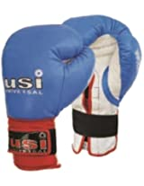 USI Immortal Boxing Gloves Reliance, 8oz (Blue)