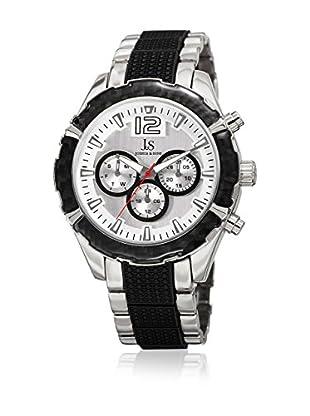 Joshua & Sons Reloj de cuarzo Man JS98TTB 47 mm