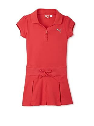 Puma Girl's 2-6x Core Dress (Teaberry Red)